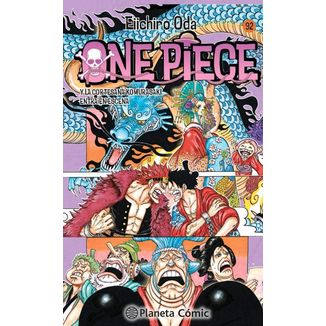 One Piece #92 Manga Oficial Planeta Comic (Spanish)