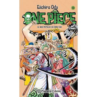 One Piece #93 Manga Oficial Planeta Comic (Spanish)