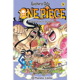 One Piece #94 Manga Oficial Planeta Comic