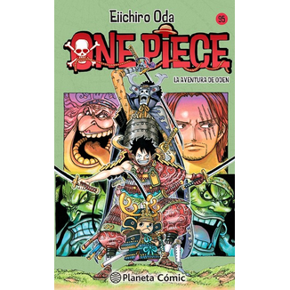 One Piece #95 Manga Oficial Planeta Comic (Spanish)
