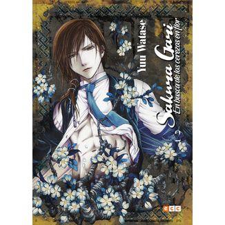 Sakura Gari: En busca de los cerezos en flor #02 Manga Oficial ECC Ediciones