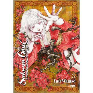 Sakura Gari: En busca de los cerezos en flor #03 Manga Oficial ECC Ediciones