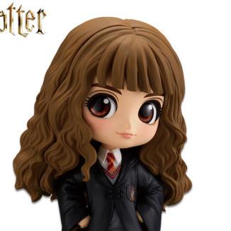 Figura Hermione Granger & Crookshanks Harry Potter Q Posket