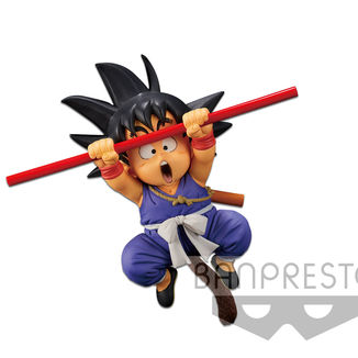 Son Goku Kid Blue Figure Dragon Ball Z Fes vol 9