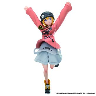 Figura Rhyme The World Ends with You The Animation