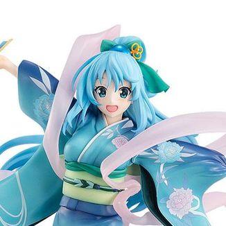 Figura Aqua Oiran Version Kono Subarashii Sekai ni Shukufuku wo