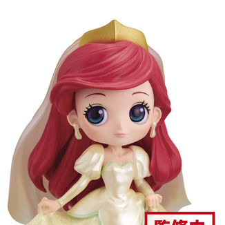 Ariel vol 1 Figure The Little Mermaid Disney Q Posket Dreamy Style Glitter