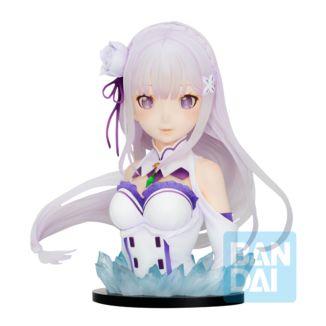 Busto Emilia Re:Zero Ichibansho May The Spirit Bless You