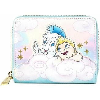 Wallet with card holder Hércules & Pegaso baby Disney