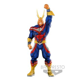 Figura All Might My Hero Academia BWFC Super Master Stars Piece Brush