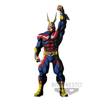 Figura All Might My Hero Academia BWFC Super Master Stars Piece Two Dimensions
