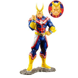 Figura All Might Special Bonus Edition My Hero Academia ARTFXJ