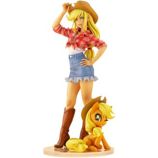 Applejack Figure My Little Pony Bishoujo
