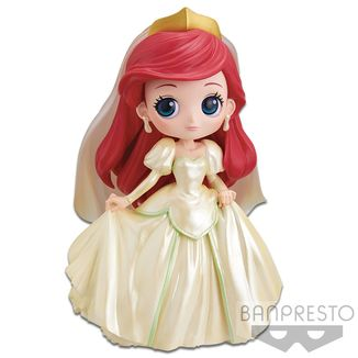 Ariel Figure Disney Character Q Posket Dreamy Style Special Collection