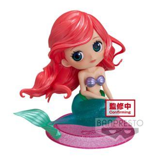Ariel The Little Mermaid Figure Disney Q Posket Glitter Line