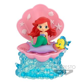 Figura Ariel La Sirenita Disney Q Posket Stories