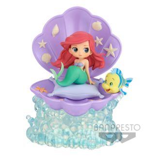 Figura Ariel Special Color La Sirenita Disney Q Posket Stories