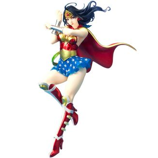 Figura Armored Wonder Woman 2nd Edition DC Comics Bishoujo