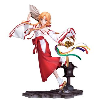 Figura Asuna Miko Sword Art Online Alicization War of Underworld