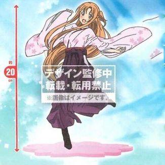 Asuna Sakura Kimono Figure Sword Art Online Coreful