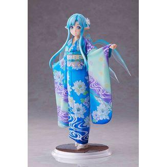 Figura Asuna Undine Kyoyuzen Sword Art Online Alicization Wahoo