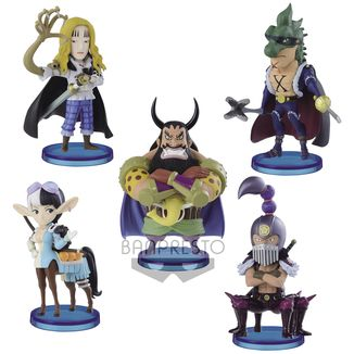 Beast Pirates Vol 2 One Piece WCF Figure Set