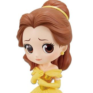 Beauty Figure The Beauty And The Beast Disney Characters Q Posket