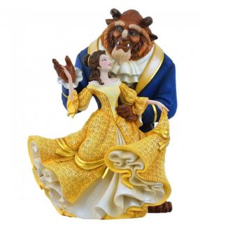 Beauty and The Beast Figure Deluxe Disney