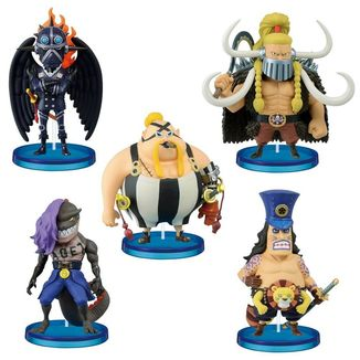 Figura Beast Pirates Vol 1 One Piece WCF Set