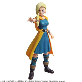 Figura Bianca Limited Dragon Quest V The Hand of the Heavenly Bride Bring Arts