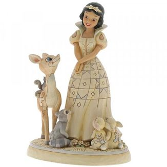 Snow White Figure Forest Friends Disney Traditions