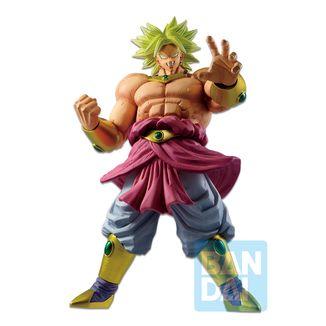 Broly Super Saiyan Legendary Figure Dragon Ball Z Ichibansho Vs Omnibus Z