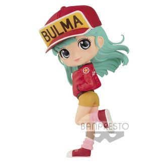 Figura Bulma II Dragon Ball Q Posket