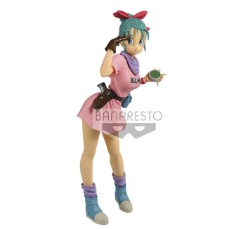 Figura Bulma III version A Dragon Ball Glitter & Glamours