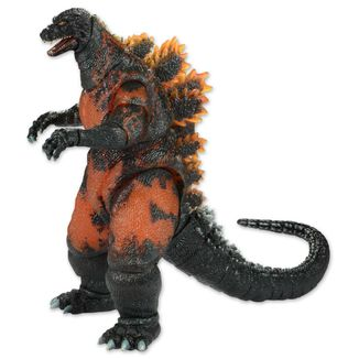 Burning Godzilla 1995 Figure Godzilla Head to Tail