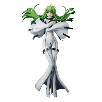 Figura C.C. Code Geass Lelouch of the Rebellion