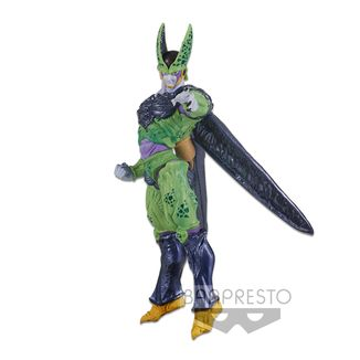 Perfect Cell Figure Dragon Ball Z BWFC