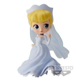 Cinderella Figure Disney Q Posket Dreamy Style