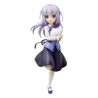 Chino Cafe Style Figure Is the Order a Rabbit