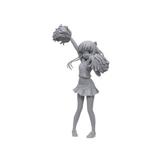 Chiya Cheerleader Figure Is the Order a Rabbit Season 3