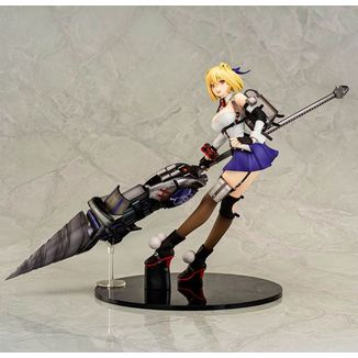 Claire Victorious Smiling Version Figure God Eater 3