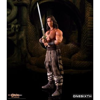 Figura Conan El Barbaro