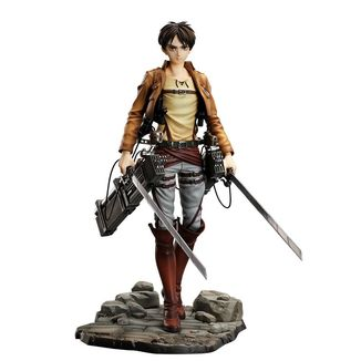 Eren Jaeger Figure Attack on Titan