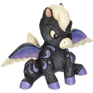 Black Pegasus Figure Disney Fantasy