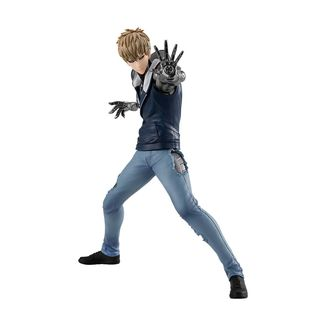 Genos Figure One Punch Man Pop Up Parade