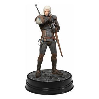Geralt Heart of Stone Deluxe Figure Witcher 3 Wild Hunt