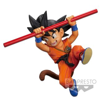 Figura Goku Kid Dragon Ball Super Goku Fes Vol 4