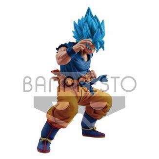 Son Goku SSGSS Masterlise Figure Dragon Ball Super