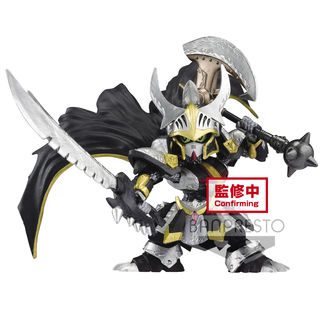 Figura Gundam Mk II SD Gundam Dark Knight Round Table