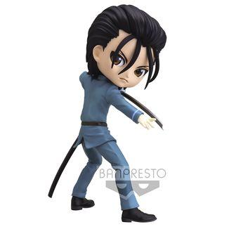 Figura Hajime Saito Rurouni Kenshin Meiji Swordsman Romantic Story Q Posket